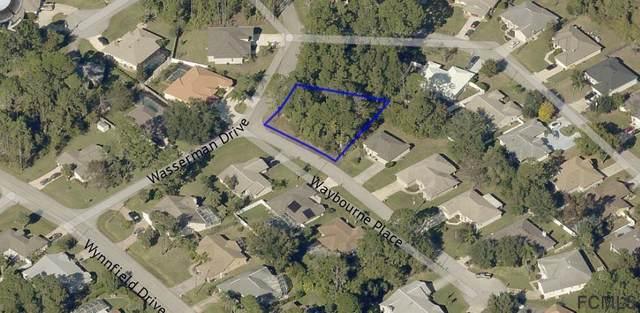 59 Wasserman Drive, Palm Coast, FL 32164 (MLS #266586) :: Olde Florida Realty Group