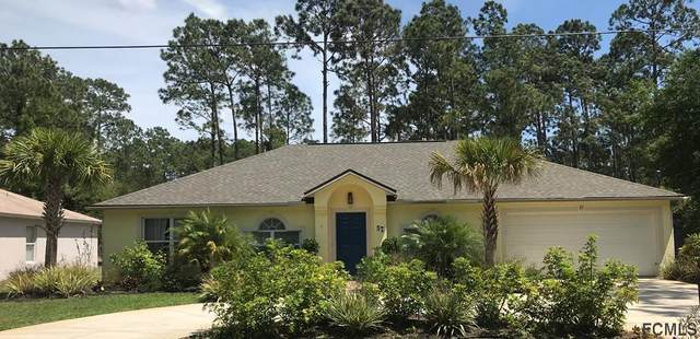 57 Ryarbor Drive, Palm Coast, FL 32164 (MLS #266587) :: Olde Florida Realty Group