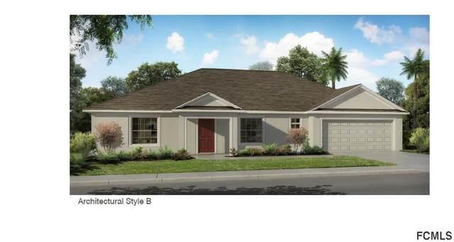 1 Zerington Court, Palm Coast, FL 32164 (MLS #266624) :: Olde Florida Realty Group