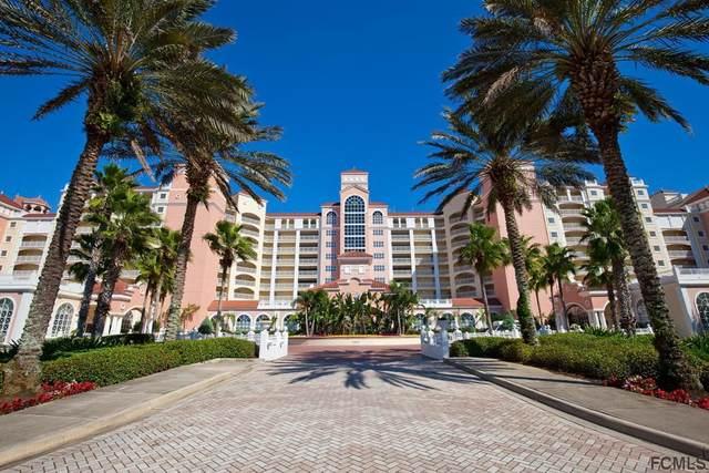 200 Ocean Crest Drive #116, Palm Coast, FL 32137 (MLS #266630) :: The DJ & Lindsey Team