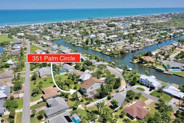 351 Palm Circle, Flagler Beach, FL 32136 (MLS #266637) :: Endless Summer Realty