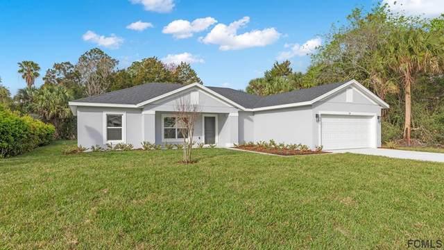 33 Lansdowne Lane, Palm Coast, FL 32137 (MLS #266727) :: Noah Bailey Group