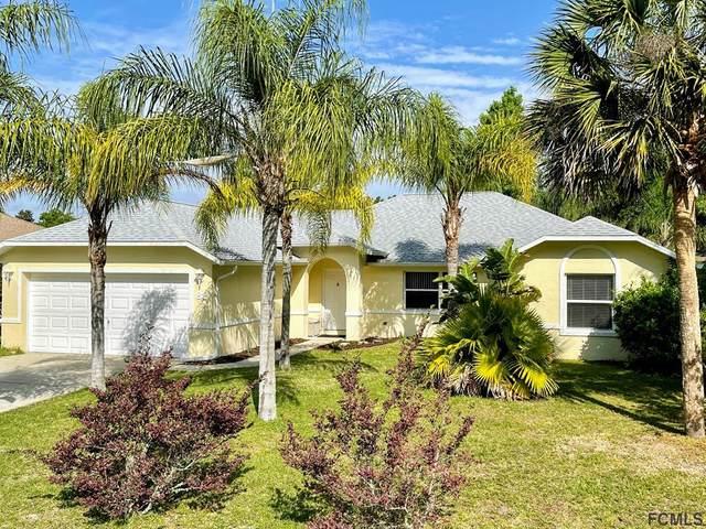 98 Wynnfield Drive, Palm Coast, FL 32164 (MLS #266734) :: Noah Bailey Group