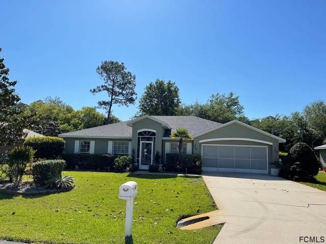 60 Brownstone Lane, Palm Coast, FL 32137 (MLS #266753) :: Noah Bailey Group
