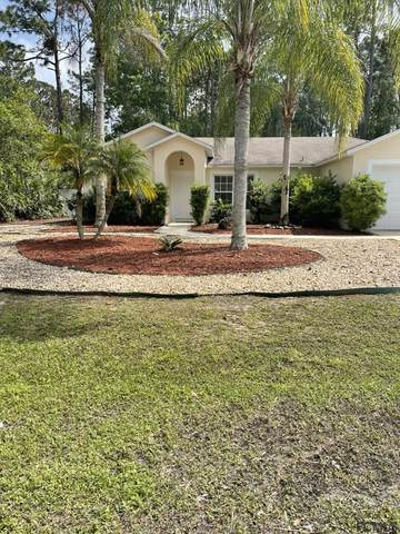 7 Red Mill Drive, Palm Coast, FL 32164 (MLS #266775) :: Endless Summer Realty