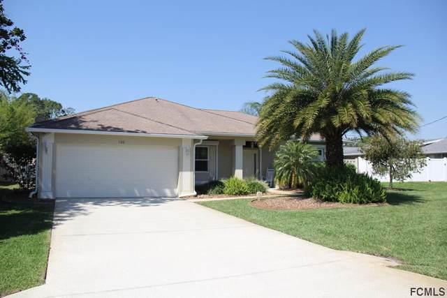 100 Flamingo Dr, Palm Coast, FL 32137 (MLS #266836) :: The DJ & Lindsey Team