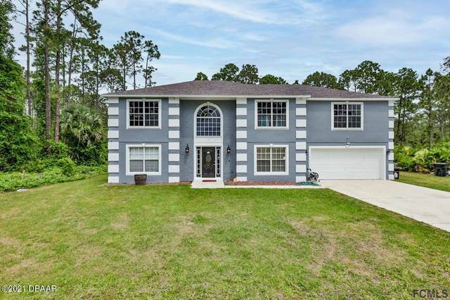 29 Second Path, Palm Coast, FL 32164 (MLS #266884) :: Endless Summer Realty