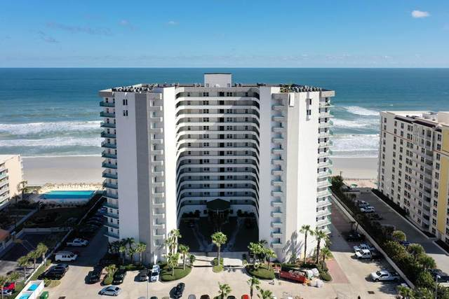 2055 S Atlantic Ave #1410, Daytona Beach Shores, FL 32118 (MLS #267039) :: Olde Florida Realty Group