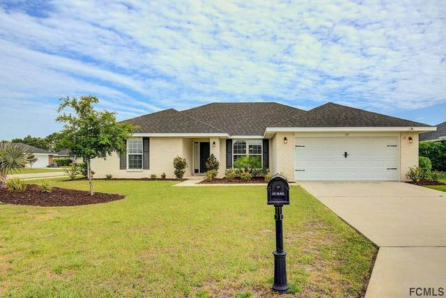 22 Eagle Lake Dr, Flagler Beach, FL 32136 (MLS #267110) :: Endless Summer Realty