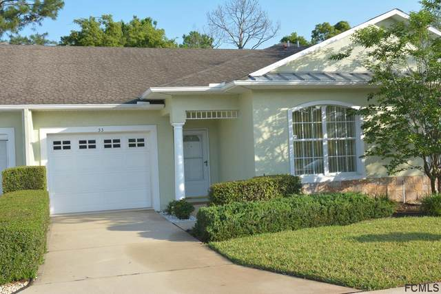 33 Veranda Way #33, Palm Coast, FL 32137 (MLS #267252) :: Olde Florida Realty Group