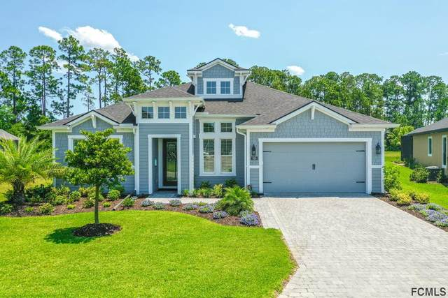 896 Creekwood Dr, Ormond Beach, FL 32174 (MLS #267325) :: Olde Florida Realty Group