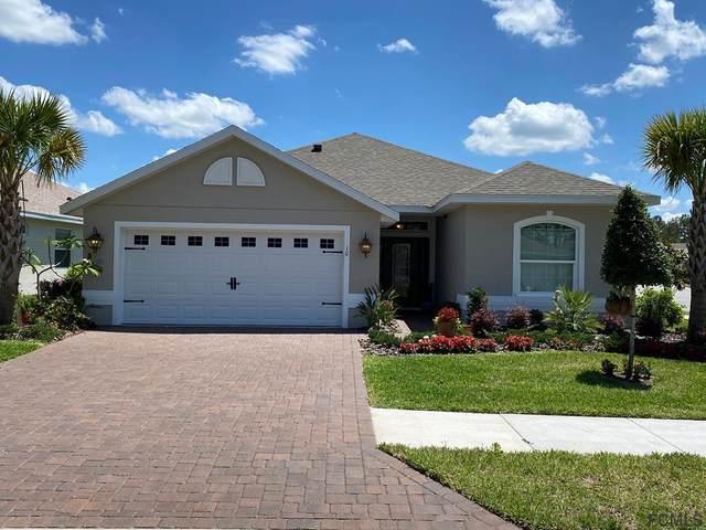 10 Park Place Circle, Palm Coast, FL 32164 (MLS #267362) :: Memory Hopkins Real Estate