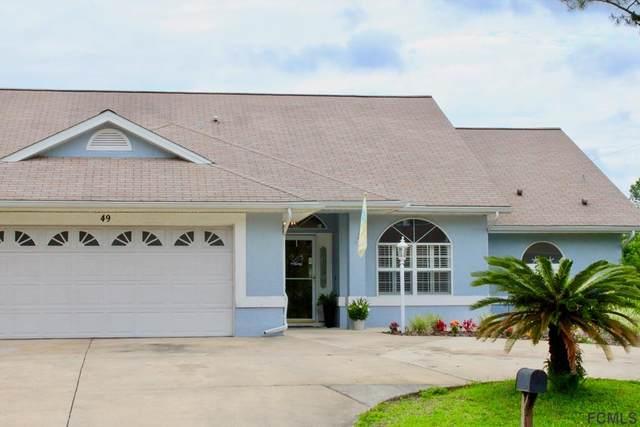 49 Wood Cedar Drive, Palm Coast, FL 32164 (MLS #267382) :: Memory Hopkins Real Estate