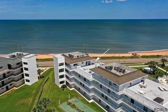 3510 S Ocean Shore Blvd #406, Flagler Beach, FL 32136 (MLS #267386) :: Memory Hopkins Real Estate