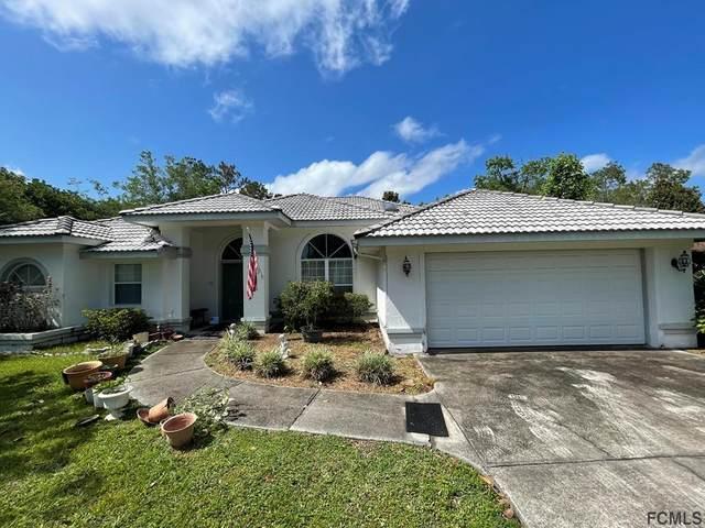 40 Westridge Lane, Palm Coast, FL 32164 (MLS #267393) :: Noah Bailey Group