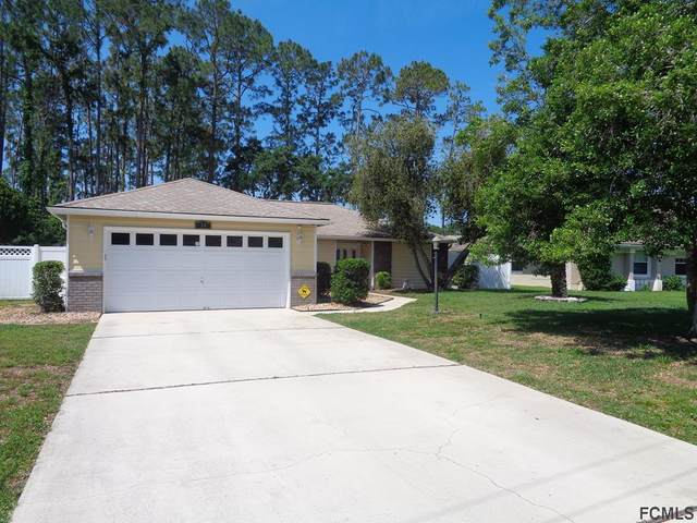 34 Weller Lane, Palm Coast, FL 32164 (MLS #267408) :: Endless Summer Realty