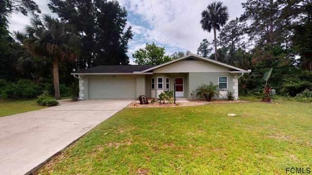 34 Pineapple Dr, Palm Coast, FL 32164 (MLS #267421) :: Memory Hopkins Real Estate
