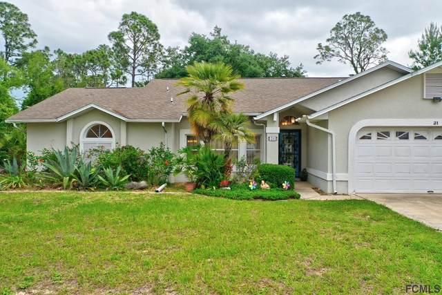 21 Freeport Lane, Palm Coast, FL 32137 (MLS #267422) :: Memory Hopkins Real Estate