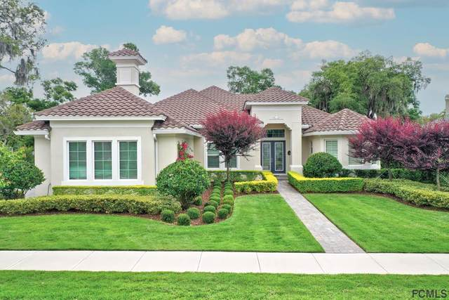 12 New Oak Leaf Drive, Palm Coast, FL 32137 (MLS #267446) :: Olde Florida Realty Group