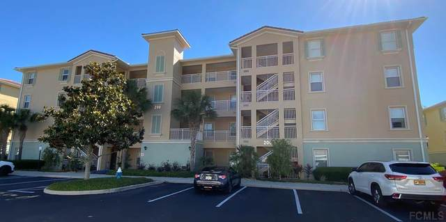 200 Canopy Walk Lane #232, Palm Coast, FL 32137 (MLS #267504) :: Olde Florida Realty Group
