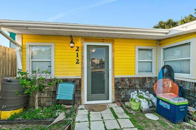 212 S 4th St, Flagler Beach, FL 32136 (MLS #267510) :: Noah Bailey Group