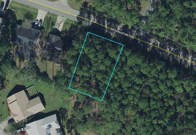35 Wellington Drive, Palm Coast, FL 32164 (MLS #267528) :: Olde Florida Realty Group