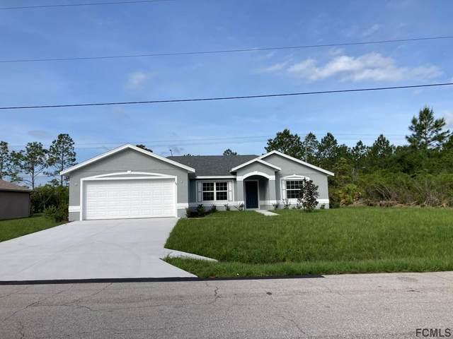 67 Lancelot Drive, Palm Coast, FL 32137 (MLS #267547) :: Endless Summer Realty