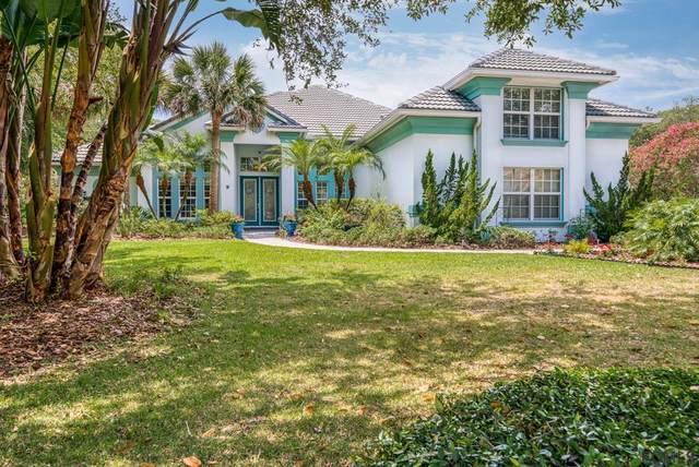9 Spanish Moss Court, Palm Coast, FL 32137 (MLS #267596) :: Noah Bailey Group