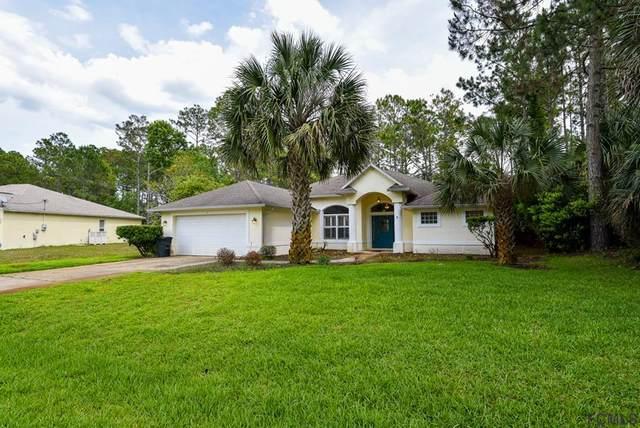 6 Pine Circle Dr, Palm Coast, FL 32164 (MLS #267628) :: Olde Florida Realty Group
