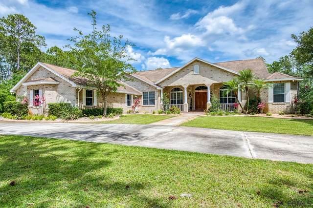 4 Remington Road, Ormond Beach, FL 32174 (MLS #267892) :: Noah Bailey Group