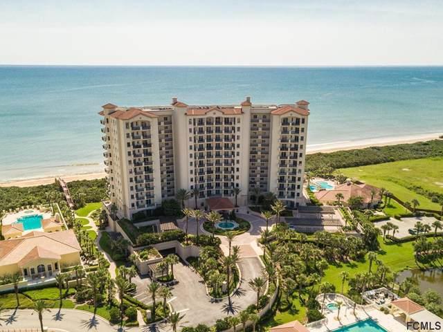 85 Avenue De La Mer #403, Palm Coast, FL 32137 (MLS #267922) :: NextHome At The Beach II