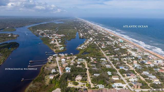 2728 S John Bull St S, Flagler Beach, FL 32136 (MLS #267928) :: NextHome At The Beach II