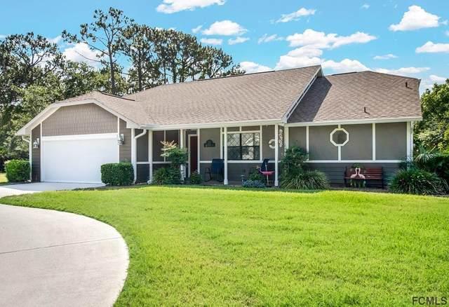 27 Wedgewood Lane, Palm Coast, FL 32164 (MLS #267959) :: NextHome At The Beach II