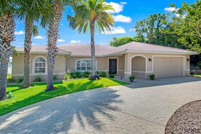 6 Clinton Ct N, Palm Coast, FL 32137 (MLS #267961) :: NextHome At The Beach II