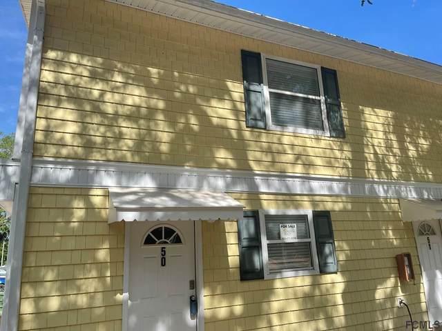 4420 Carter Road #50, St Augustine, FL 32086 (MLS #268028) :: Noah Bailey Group