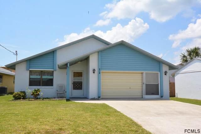 319 N 4th St, Flagler Beach, FL 32136 (MLS #268033) :: NextHome At The Beach II