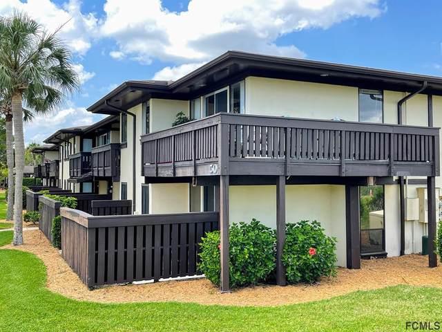 50 Club House Dr #205, Palm Coast, FL 32137 (MLS #268062) :: Noah Bailey Group