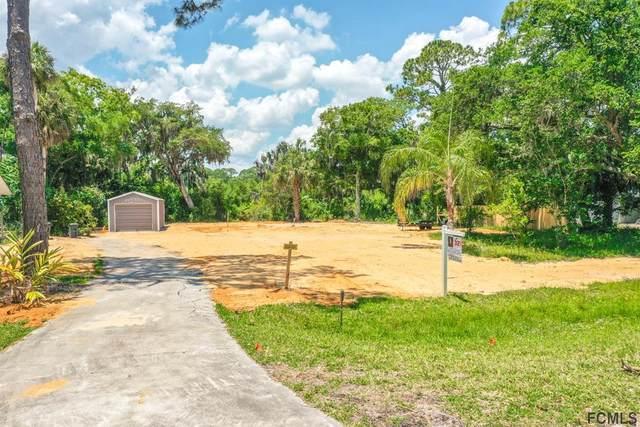 201 Lambert Ave, Flagler Beach, FL 32136 (MLS #268093) :: NextHome At The Beach II