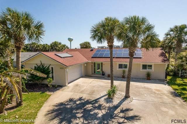 233 Ocean Palm Drive, Flagler Beach, FL 32136 (MLS #268108) :: NextHome At The Beach II