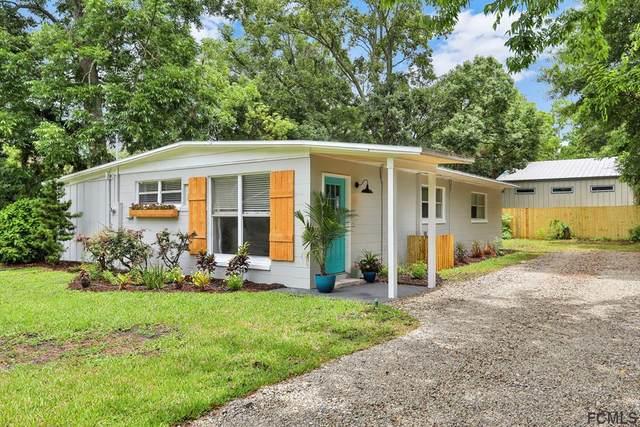 243 Ravenswood Drive, St Augustine, FL 32084 (MLS #268255) :: Noah Bailey Group