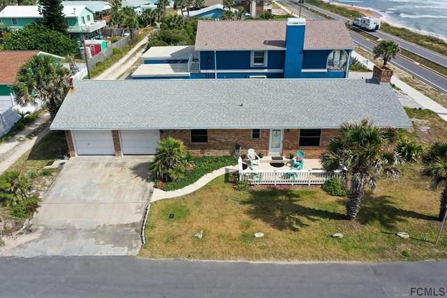 2144 S Ocean Shore Blvd, Flagler Beach, FL 32136 (MLS #268294) :: Noah Bailey Group