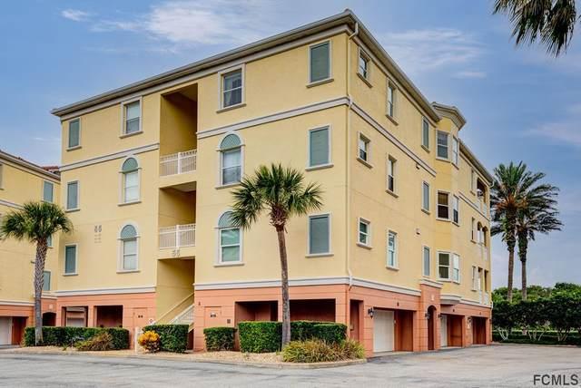 55 Ocean Crest Way #922, Palm Coast, FL 32137 (MLS #268409) :: NextHome At The Beach II