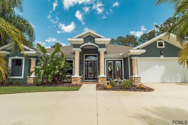 109 Edward Dr, Palm Coast, FL 32164 (MLS #268478) :: Noah Bailey Group