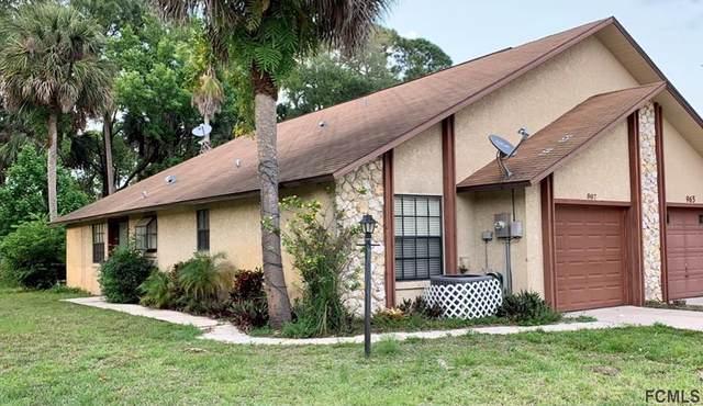 967 Stonybrook Circle, Port Orange, FL 32127 (MLS #268493) :: Noah Bailey Group