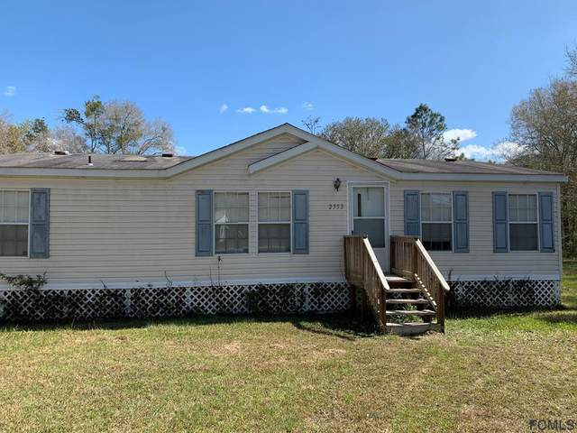 2553 Forest Park St, Bunnell, FL 32110 (MLS #268512) :: NextHome At The Beach II