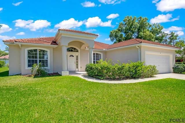 8 Village Circle, Palm Coast, FL 32164 (MLS #268518) :: Noah Bailey Group