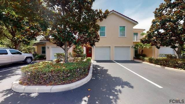 50 E Palm Harbor Pkwy #42, Palm Coast, FL 32137 (MLS #268530) :: Noah Bailey Group