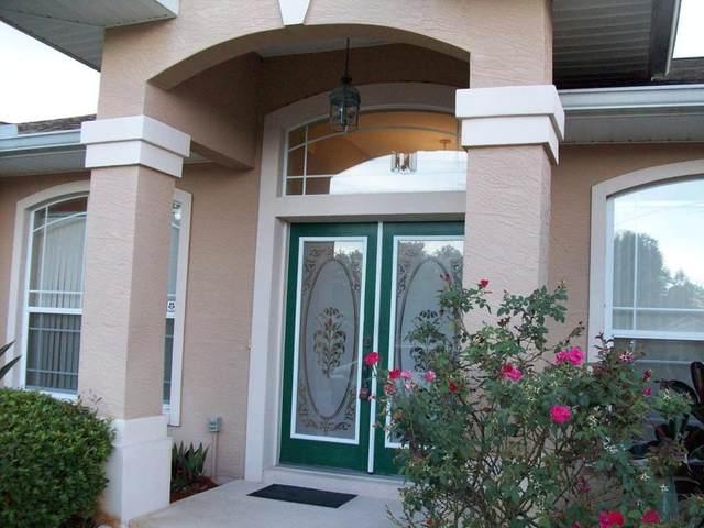46 Fallen Oak Lane, Palm Coast, FL 32137 (MLS #268544) :: NextHome At The Beach II