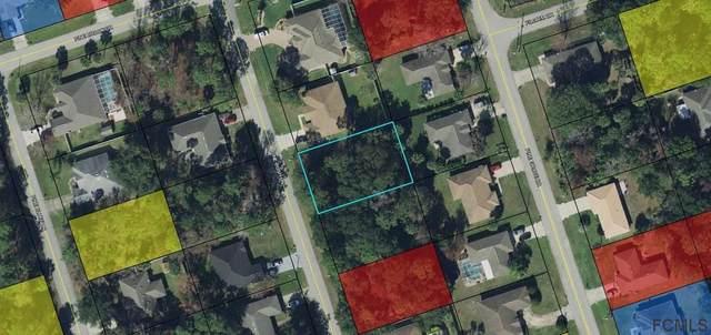 5 Pine Bush Ln, Palm Coast, FL 32164 (MLS #268553) :: Noah Bailey Group
