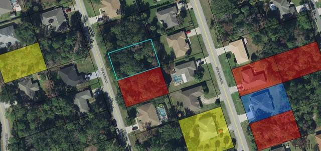 7 Pine Bush Ln, Palm Coast, FL 32164 (MLS #268555) :: Noah Bailey Group